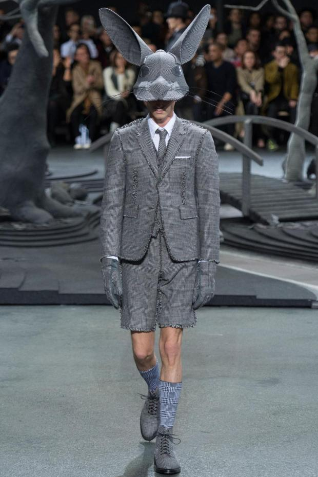 Thom-Browne-FallWinter-2014-Paris-Fashion-Week-DerriusPierreCom-2